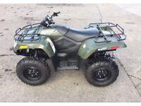 2015 artic cat quad not can am Polaris Yamaha raptor scrambler Yfz Suzuki Ltr farming 4x4