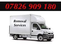 Removal services house, garage, garden single items van & driver