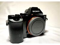 SONY A7S MARK 1 FOR SALE