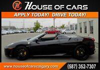 2007 Ferrari F430 WWW.HOUSEOFCARSCALGARY.COM