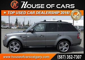 2011 Land Rover Range Rover Sport Supercharged  *302 Bi-Weekly w
