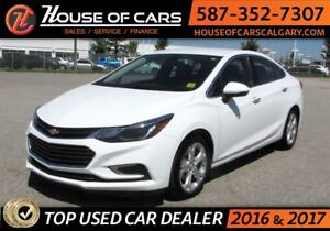 2017 Chevrolet Cruze Premier/ Leather / Back up Camera / Bluetoo