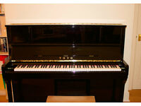 Toyo NA123 Upright Piano, showroom condition, beautiful sound and appearance, reduced to £2,750