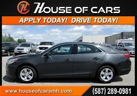 2015 Chevrolet Malibu 1LT w/ Navi $139.00 bi weekly with $0 down