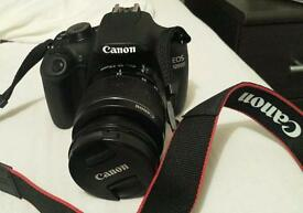 DSLR Canon 1200D Camera + Lense