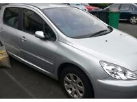 Breaking 307 2.0 HDI - Alloys 70.00, Seats 50.00, Doors 15 each and much more