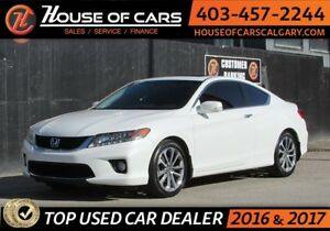 2013 Honda Accord EX-L-NAVI/BACK UP CAM/HEATED SEATS/SUNROOF