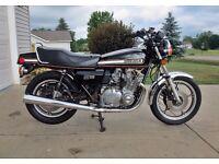 Suzuki GS1000 motorcycle classic