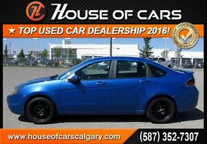 2010 Ford Focus SES  *62 Bi-Weekly with $0 Down!*