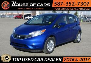 2016 Nissan Versa Note 1.6 SV / Bluetooth / Back Up Camera