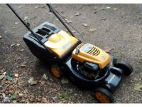 McCulloch Briggs and Stratton Petrol Lawnmower