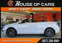 2015 Volkswagen Eos Wolfsburg Edition *$229 Bi Weekly with $0 Do