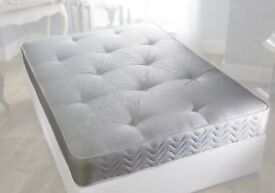 1500 Pocket sprung orthopaedic pocket sprung mattress - Small double and double