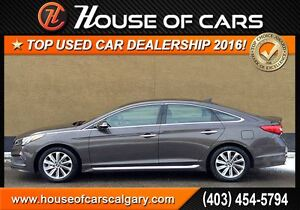2015 Hyundai Sonata Sport   *$168 Bi-Weekly with $0 Down!*