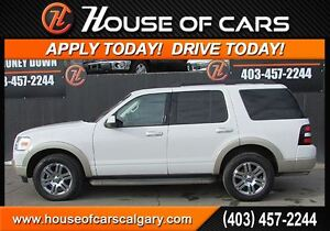 2010 Ford Explorer Eddie Bauer V6 *$133 Bi-Weekly with $0 Down!*