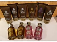 567ab52172a BRAND NEW MOLTON BROWN 10 PIECE GIFT SET IN BAG for sale Wigston,  Leicestershire