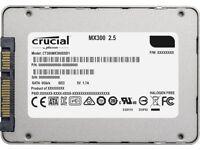 Crucial MX300 1TB SATA 2.5 Inch Internal Solid State Drive,