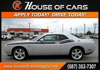 2010 Dodge Challenger R/T  w/ Leather