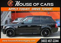 2009 Land Rover Range Rover Sport Supercharged   *$189 Bi-Weekly