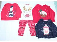 Kids Christmas Clothes, 18-24m.