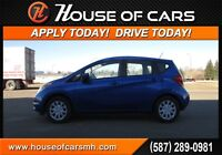 2015 Nissan Versa Note 1.6 SV *$101 Bi Weekly with $0 Down!*