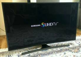 55in Curved Samsung 4K SUHD 3D Nano Crystal SMART TV