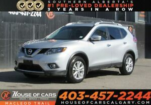 2016 Nissan Rogue SV AWD / BACK-UP CAMERA - Calgary