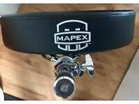 Mapex Drum Throne - great condition, never gigged.
