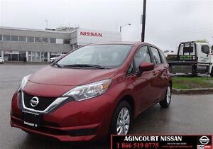 2017 Nissan Versa Note SV |Back up camera|USB|Power Windows|
