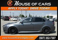 2011 Mitsubishi Lancer Ralliart AWD+TURBO