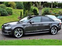 2012 Audi A4 S LINE 177 Quattro