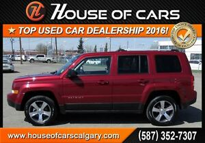 2016 Jeep Patriot High Altitude  *189 Bi-Weekly with $0 Down!*