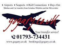 Minibus/Car Airport & Seaport Transfers