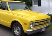 1968 Chevy C/10 Short Stepside NEW PRICE