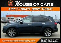 2012 Acura MDX Elite Pack  SH-AWD w/ DVD+NAV+Sunroof
