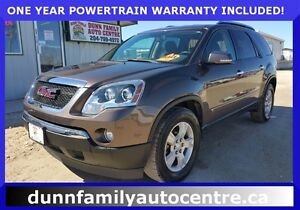 2009 GMC Acadia SLE with DVD!