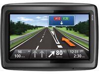 TomTom Via 20 GPS Sat Nav - UK & West Europe Maps v.885 Bluetooth, Voice Control (no offers, please)