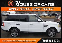 2011 Land Rover Range Rover Sport Supercharged *$184 Bi-Weekly w