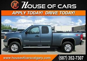 2011 GMC SIERRA 2500HD SLE    *$168 Bi-Weekly with $0 Down!*