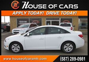 2014 Chevrolet Cruze 1LT *$90 Bi Weekly with $0 Down!*