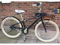 Avanti Ubo Womens Black Bike