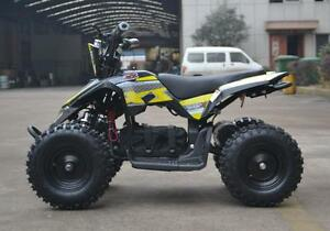 BRAND NEW KIDS ELECTRIC MINI ATV QUAD VTT BIKE 1000W 36V!