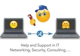 Remote IT Solutions - Network, Security, Software Support. Advanced IT Services