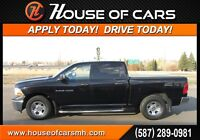 2012 Ram 1500 ST Short Box *$162 Bi Weekly with $0 Down!*