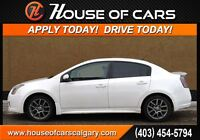 2010 Nissan Sentra SE-R    *$83 Bi-Weekly Payments with $0 Down!