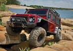 TRAXXAS TRX-4 Land Rover Defender Crawler TRX82056-4 rood of