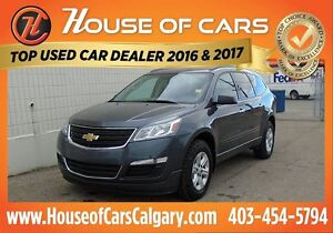 2014 Chevrolet Traverse LS 7 Seater