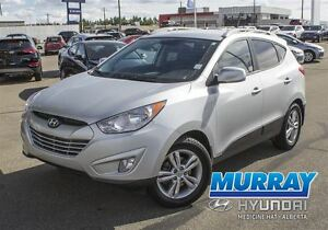 2012 Hyundai Tucson GLS | Heated Leather Seats | Bluetooth