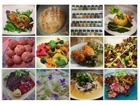 Vegan / Vegetarian / Paelo Chef for hire (gluten free, sugar free, clean eating, sattvic)