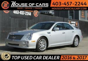 2011 Cadillac STS V6 Luxury performance